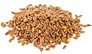 Flaxseed.